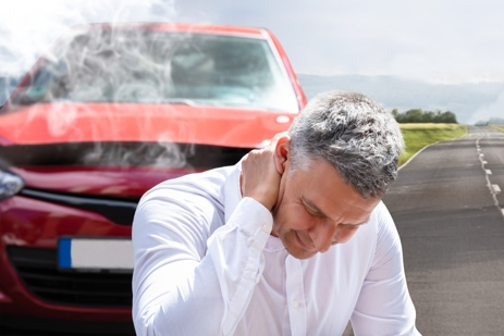 Neck Injury After an Accident