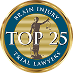 Top 25 Brain Injury Trial Lawyers
