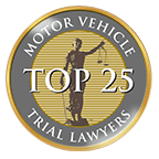 Top 25 Motor Vehicle Trial Attorneys