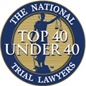 The National Trial Lawyers Association Top 40 Under 40